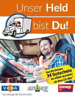 Lkw-Fahrer Initiative